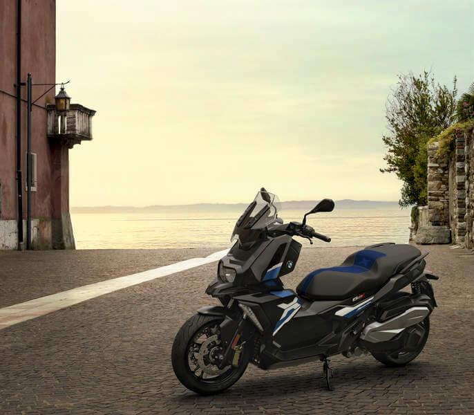 BMW C 400 X és C 400 GT 2021