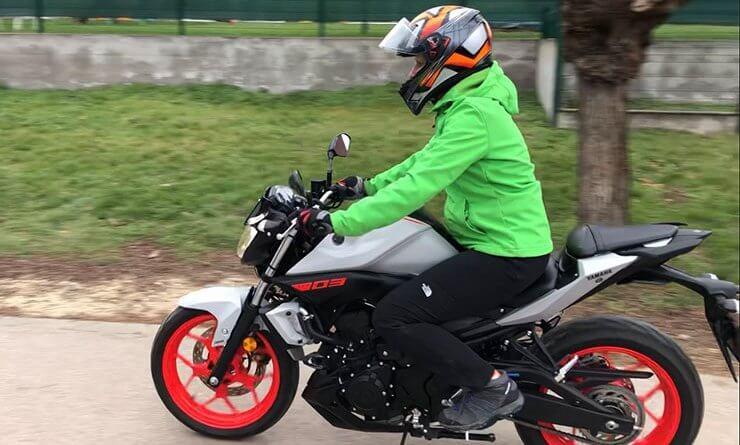 Forrai Marianna mégsem lesz motoros
