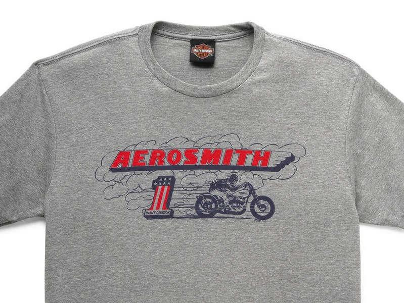Harley-Davidson, az Aerosmith együttessel dob piacra közösen egy limitált kollekciót