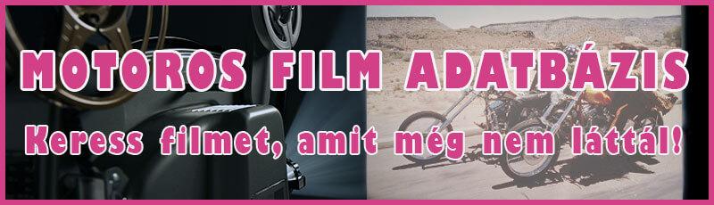 Kattints ide: Motoros Film Adatbázis