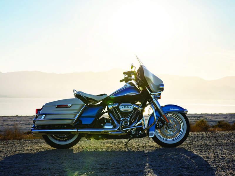 Harley-Davidson Icons kollekció Electra Glode Revival