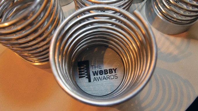 Vespa 75 Webby Awards 2021