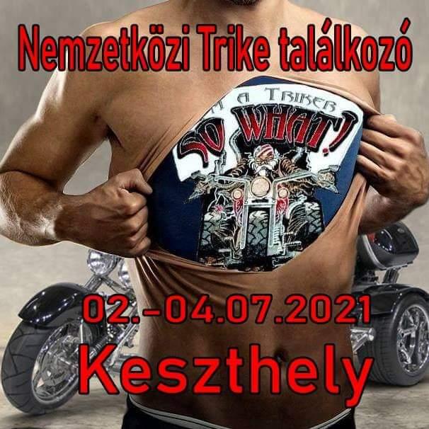 Nemzetközi Trike találkozó