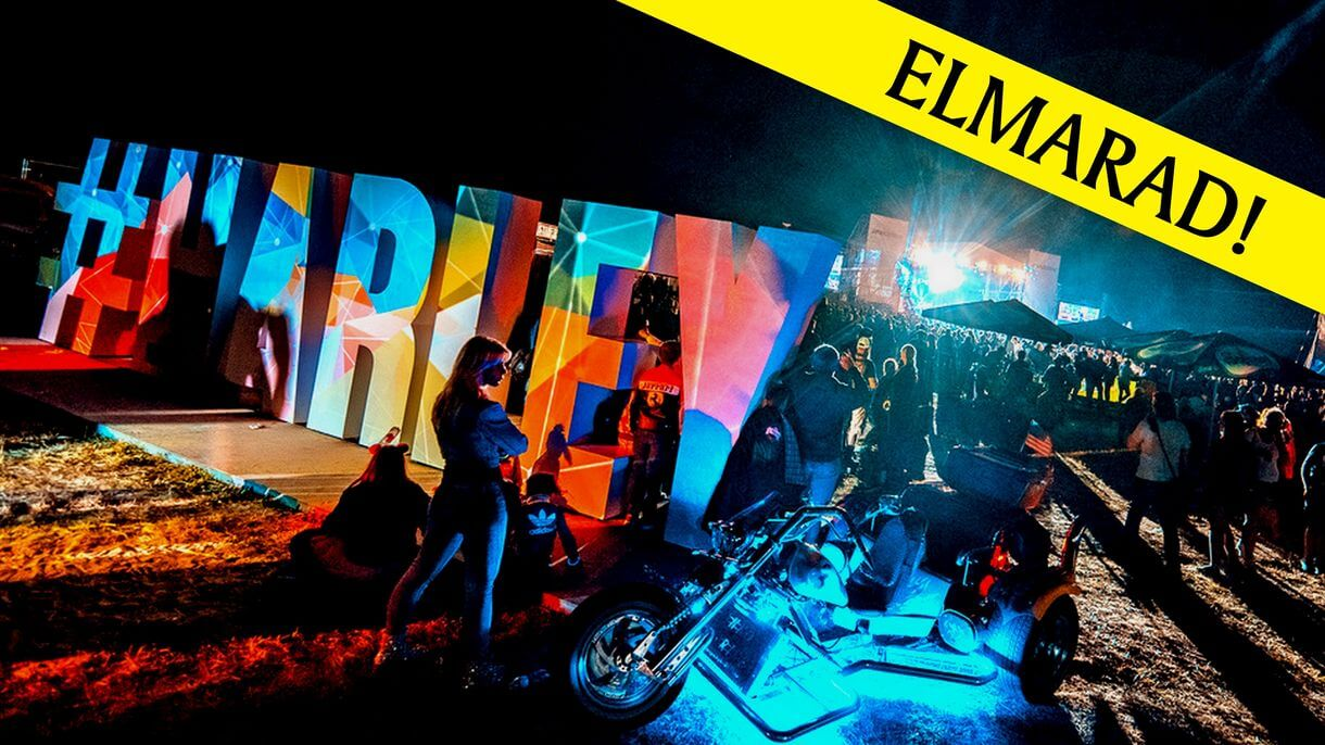 21. Open Road Fest - ELMARAD!!!