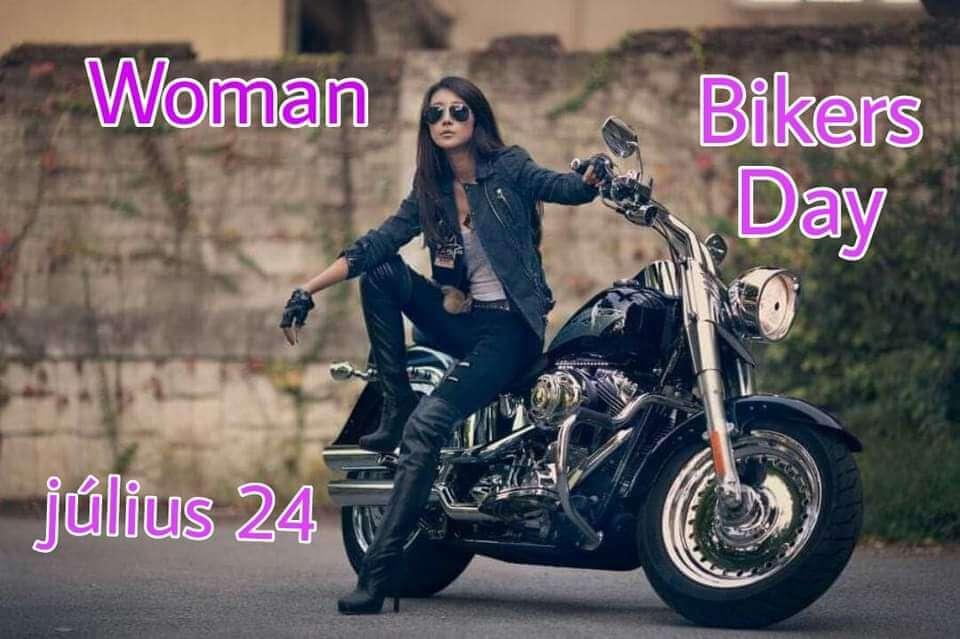 Woman Bikers Day