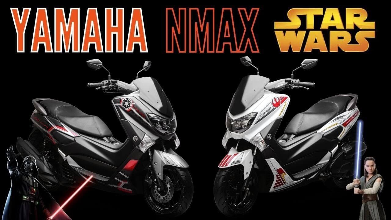 Yamaha NMAX 160 ABS Star Wars