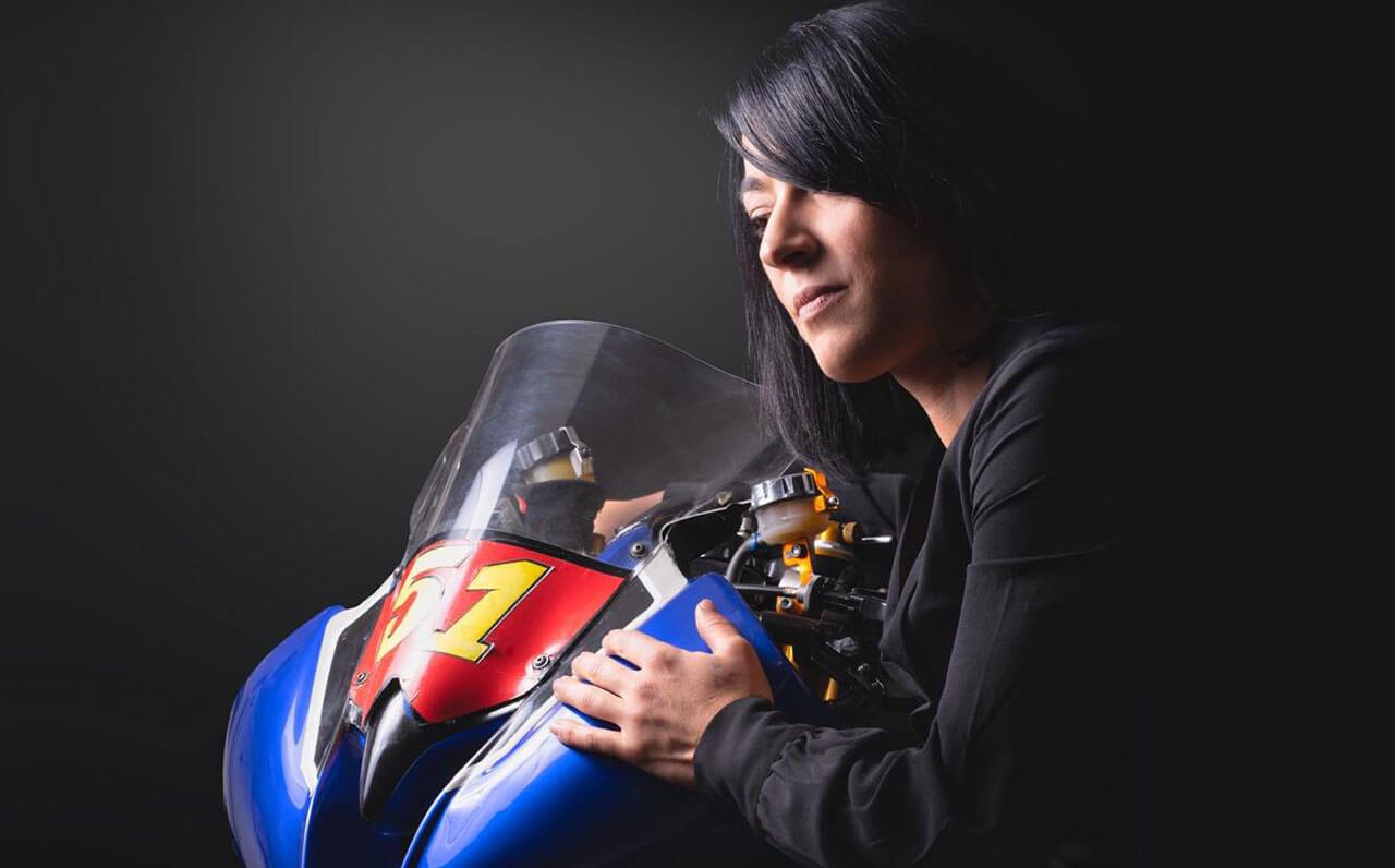 Alessia Polita életrajzi könyve: Ride Throug