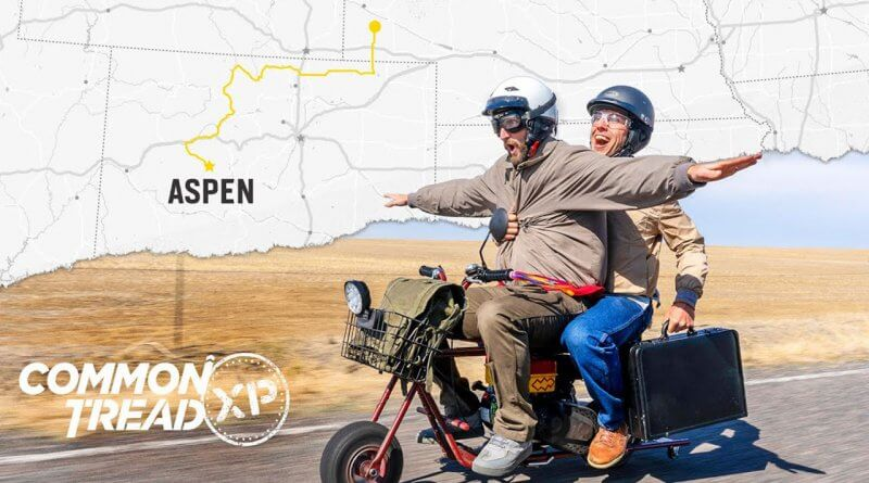 Dumb és Dumber minibike motoros túra