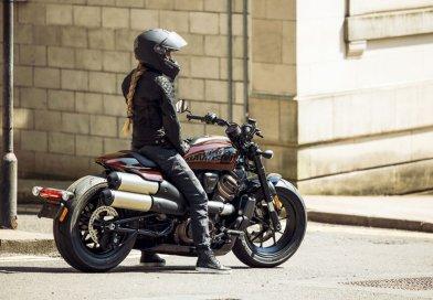 Harley-Davidson Sportster S technológiai újdonságok