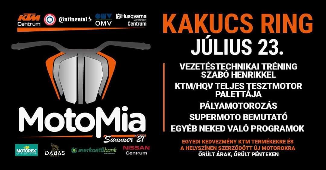 MotoMia Summer 2021