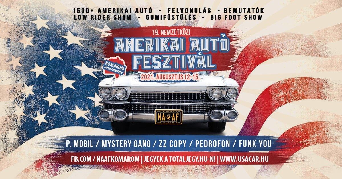 19. Nemzetközi Amerikai Autó Fesztivál