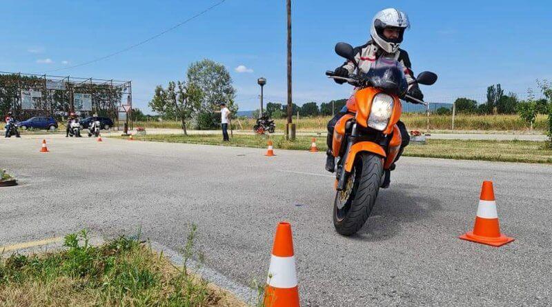 VAMI vezetéstechnikai tréning Veszprém
