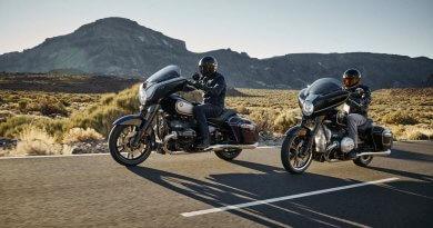 BMW R 18 B és R 18 Transcontinental