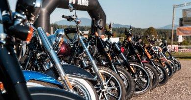 European Bikeweek Faaker See 2021