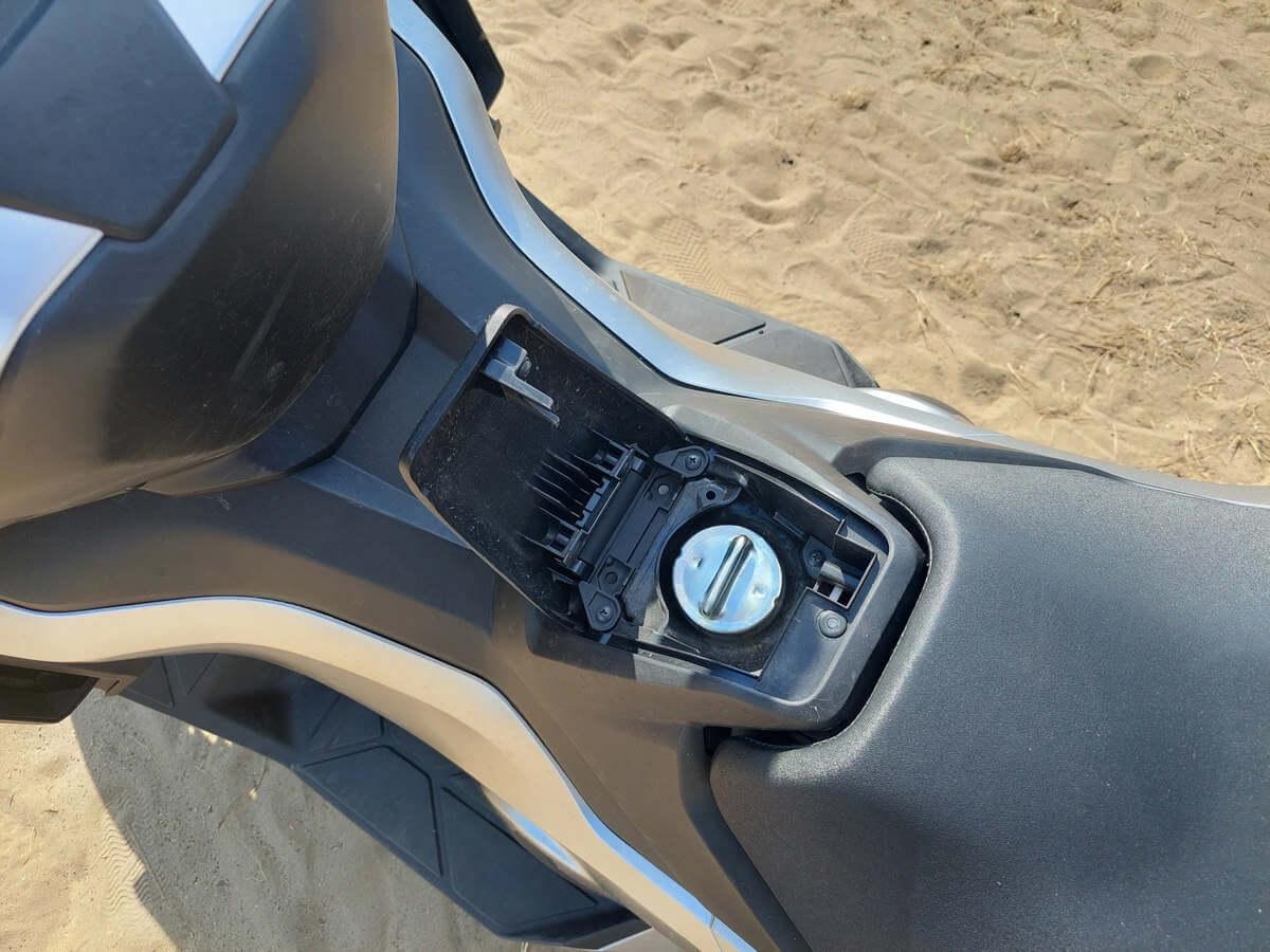 Honda Forza 750 2021 teszt
