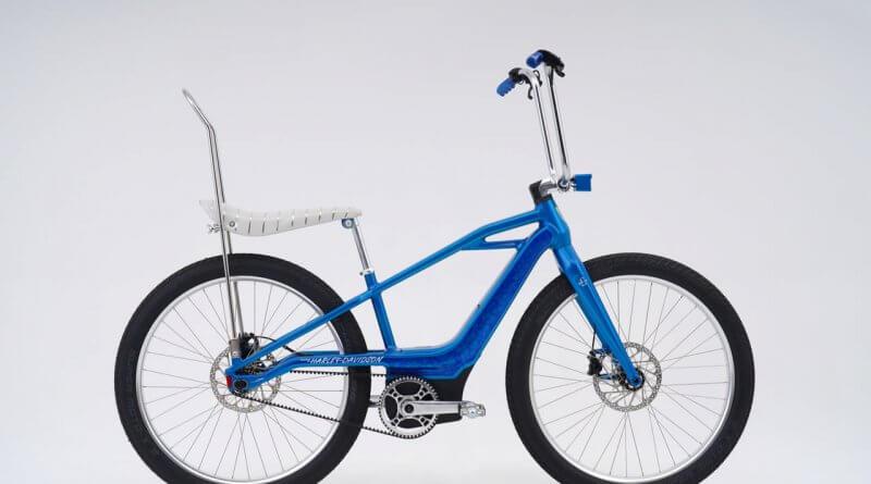 Serial 1 Mosh/Chopper custom e-bike