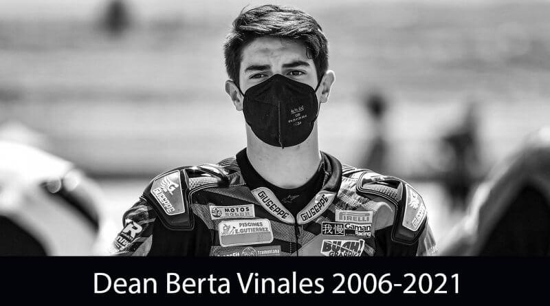 Dean Berta Vinales 2006-2021