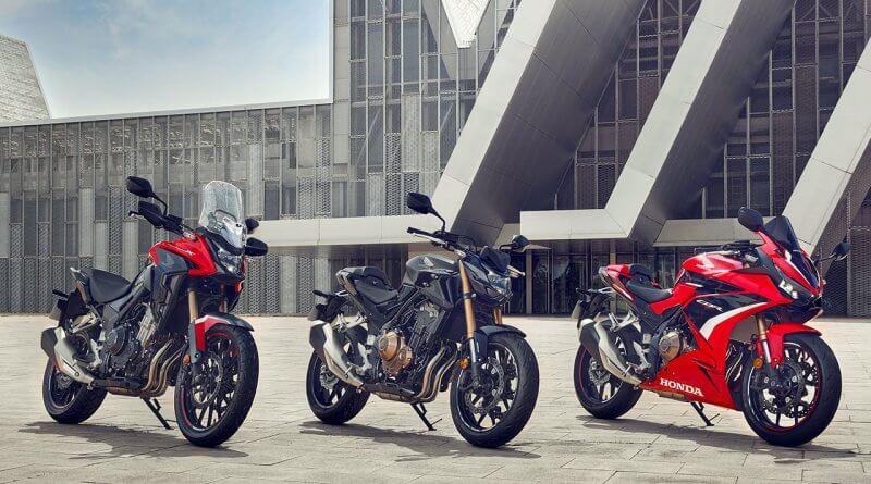 Honda CB500 2022