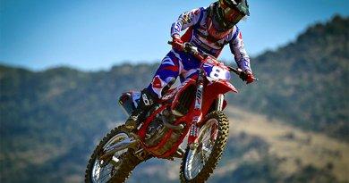 Kiara Fontanesi motokrossz világbajnok, fotó Massimo Zanzani
