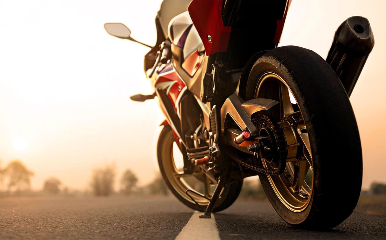 Motorkerékpár alvázszámkereső