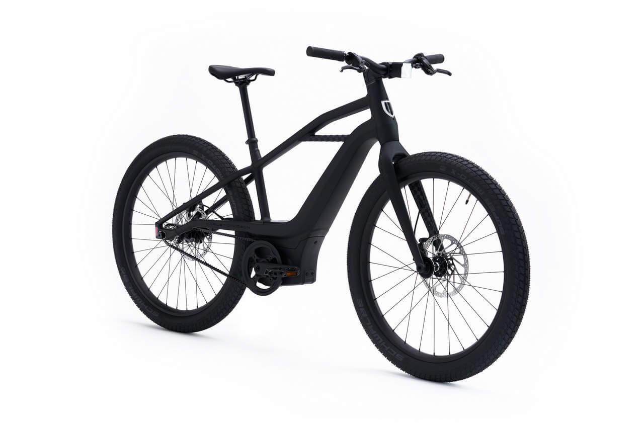 Serial 1 Mosh City elektromos kerékpár