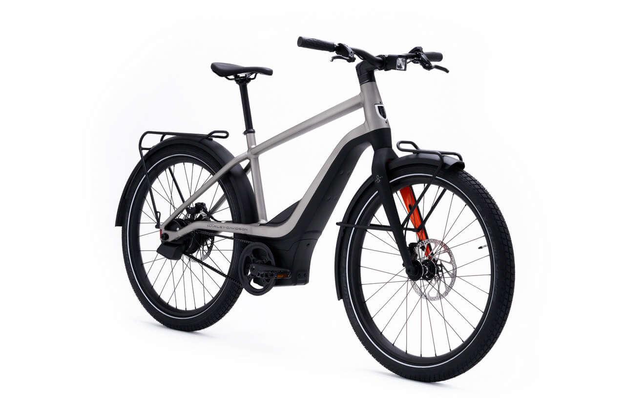 Serial 1 Rush City elektromos kerékpár