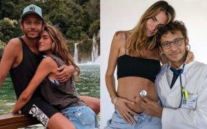 Valentino Roddi és Francesca Sofia Novello