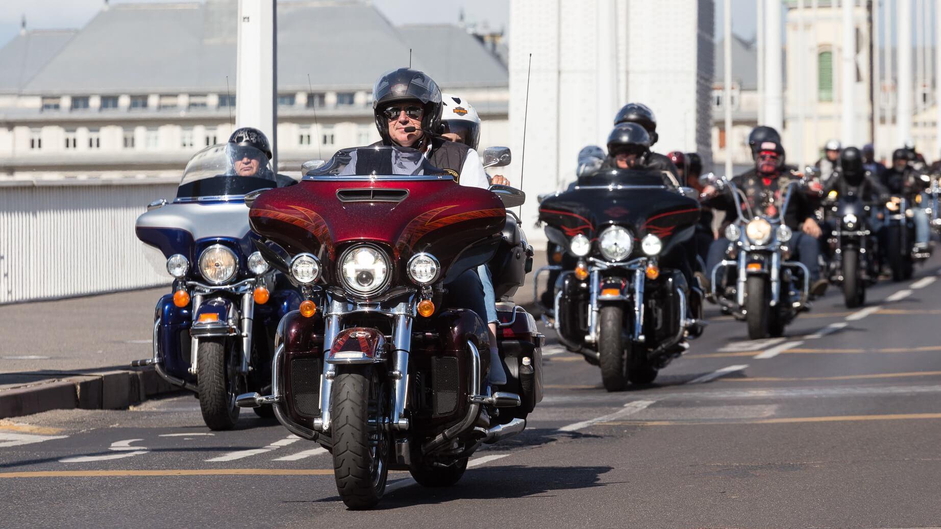 Harley-Davidson Szezonzáró